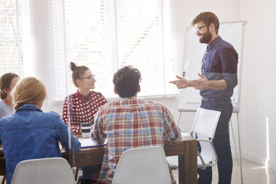 Spraw, bykupili Twoją ideę szkolenie zprezentacji zProOptima