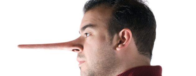 Efektywność osobista informacja zwrotna 7 pułapek w zawodowym demaskowaniu kłamstwa | artykuł ProOptima
