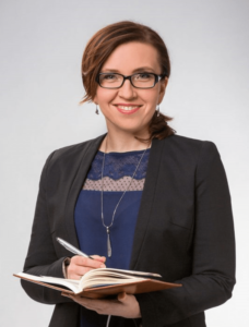 Anna Bartosińska trener ProOptima szkolenia menedżerskie coach HR