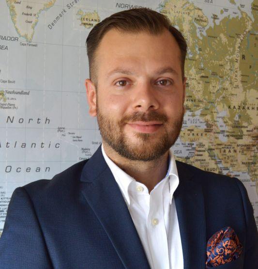 Michał Futyra Trener międzykulturowy ProOptima