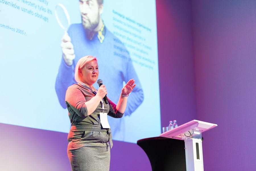 Beata Szynkowska trenerka, konsultantka icoach
