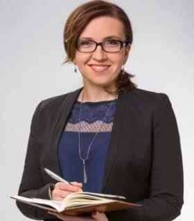 Anna Bartosinska trener ProOptima szkolenia menedzerskie coach HR