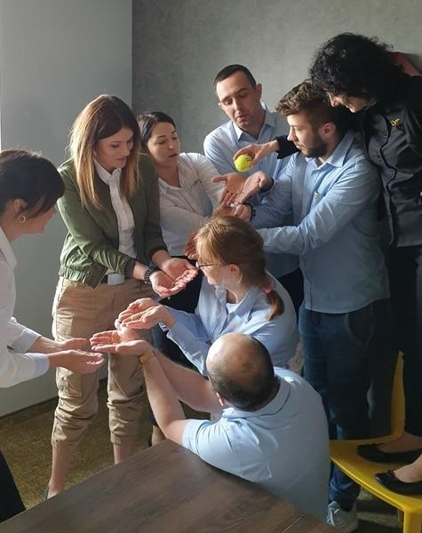 ProOptima Doradztwo i szkolenia dla firm o nas zespół