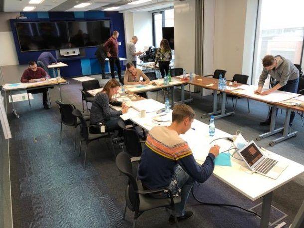 Stała współpraca szkoleniowa doskonaląca kompetencje miękkie Pega szkolenie ProOptima