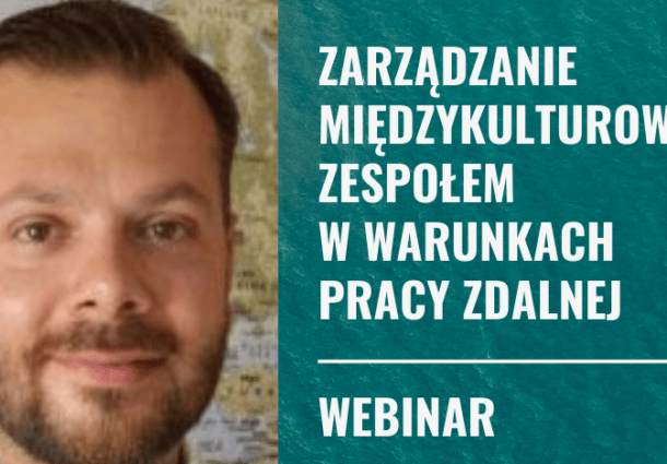 Zarządzanie międzykulturowym zespołem w warunkach pracy zdalnej Webinar z ProOptima