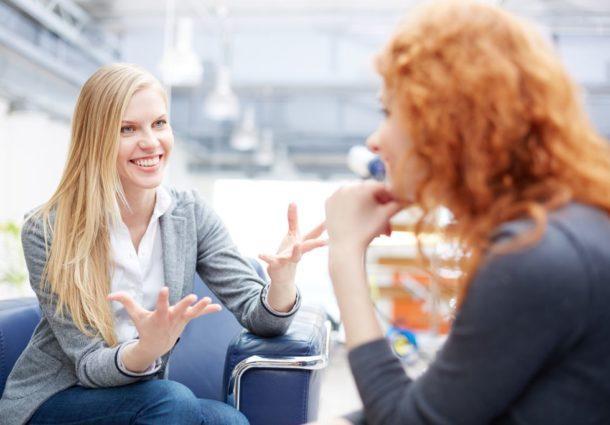 rozmowa menedzera z pracownikiem pomaga w budowaniu Employee Experience szkolenie ProOptima